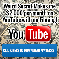 Make Money Youtube Secret