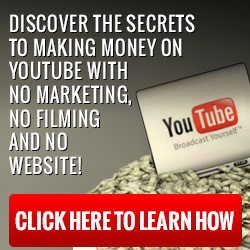 passive income ideas for beginners - creating your own YouTube channel